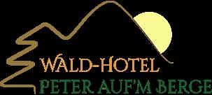 Wald-Hotel-Restaurant Peter auf 'm Berge GmbH - Logo